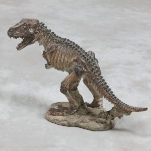 LARGE T-REX SKELETON DINOSAUR ORNAMENT