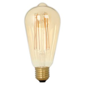 Calex E27 LED Full Glass Long Filament