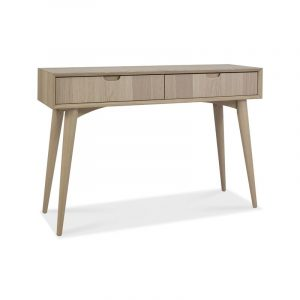 Dansk Console Table With Drawers