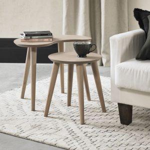 Dansk Nest Of Lamp Tables