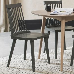 Dansk Spindle Chair (Pair)