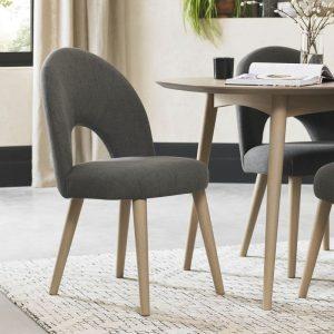 Dansk Fully Upholstered Chair (Pair)