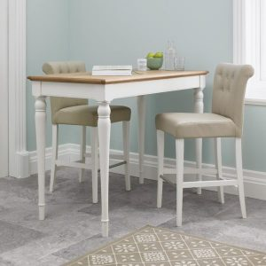 Hampstead Two Tone Bar Table