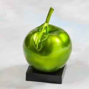 Giant Green Apple Decoration
