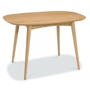 Oslo Oak 4 Seater Dining Table