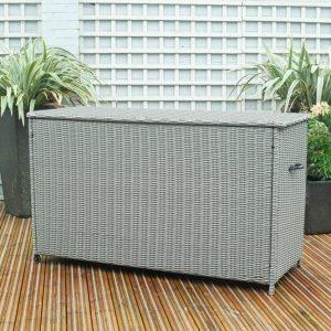 Slate Grey Large Cushion Box