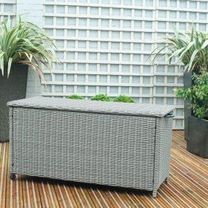 Slate Grey Small Cushion Box