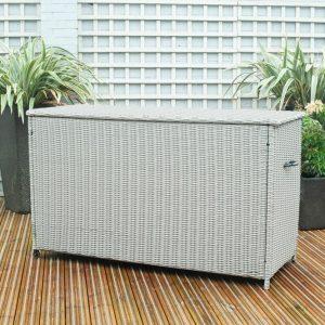 Stone Grey Large Cushion Box