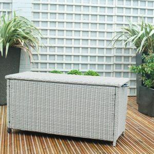 Stone Grey Small Cushion Box