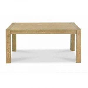 Turin Light Oak 6 Seater Table
