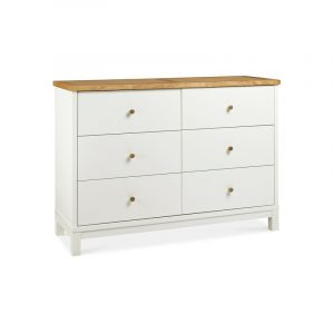Atlanta 6 Drawer Wide Chest