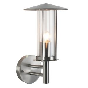 Outside Metal Chimney Wall Light