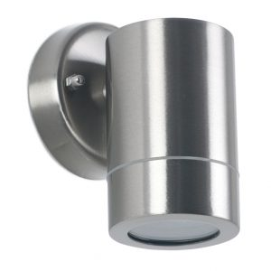 Outside Metal Fixed Spot Wall Light