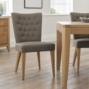 High Park Upholstered Chair (Pair)