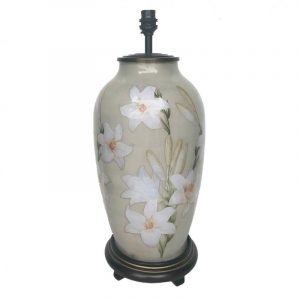 Jenny Worrall Lily Tall Glass Table Lamp (base)