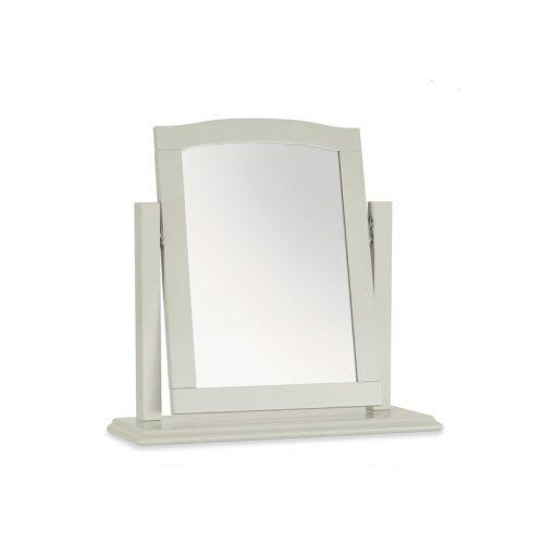 Ashby Soft Grey Vanity Mirror