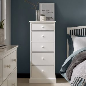 Ashby 5 Drawer Tall Chest