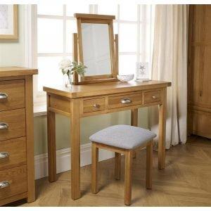 Woburn 3 Drawer Dressing Table