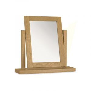 Hampstead Oak Vanity Mirror