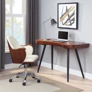 San Francisco Curved Desk